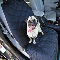 High Quality Pet Waterproof Car Front Seat Cover Mat