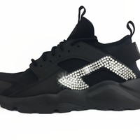 CLEARANCE - Air Huarache Run Ultra - Black size 11