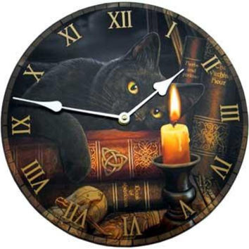 Witching Hour Clock