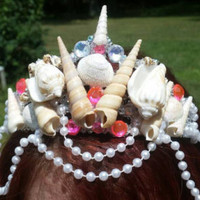 Mermaid Rave Crown*FREE Shipping* EDC crown