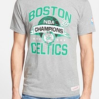Men's Mitchell & Ness 'Boston Celtics' Graphic T-Shirt,