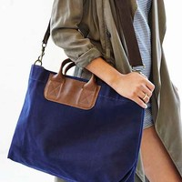 United By Blue Saddleback Tote Bag-
