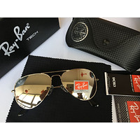 Ray Ban Fashion Sunglasses RB3025 Silver/Gray