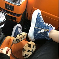 shosouvenir Louis Vuitton LV STELLAR Sports boots