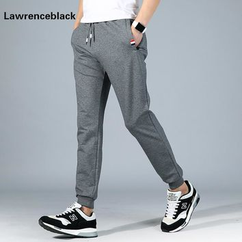New Spring Fashion Pants Male Harem Pants Leisure track joggers Sweatpants Men Casual Drawstring Trousers pantalon homme 878