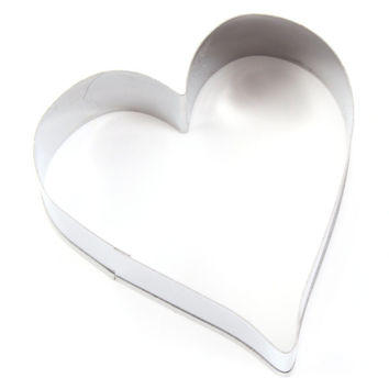 Baking Mini Metal Heart Shape Gingerbread Biscuit Pastry Cookie Cutter = 1698055684
