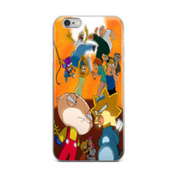 The Simpsons Vs Family Guy iPhone 6/6s 6 Plus/6s Plus Case