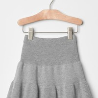 Gap Baby Fit & Flare Sweater Skirt
