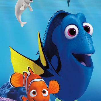 Finding Dory - Dory Movie Poster RP14103 22x34 UPC882663041039 Disney Pixar