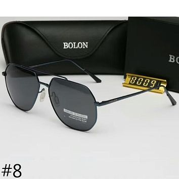 BOLON 2018 new colorful color film polarized sunglasses F-A-SDYJ #8