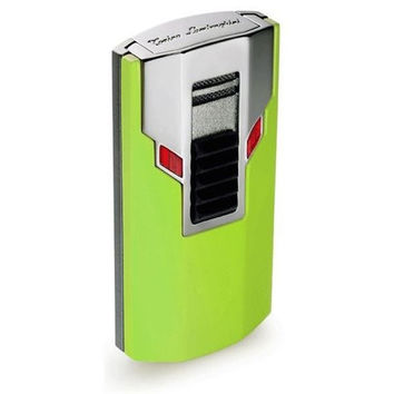 Tonino Lamborghini Estremo Green Torch Flame Lighter