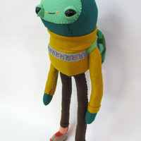 Turtle in a Turtleneck: Made to Order