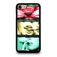 BLUNT ROLL WEED OBE iPhone 4/4S 5/5S/SE 5C 6/6S 7 8 Plus X Case