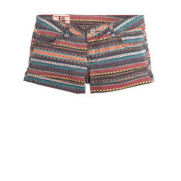 Multi Zigzag Short