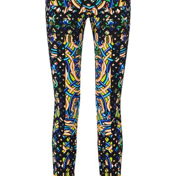 Eli printed crepe skinny pants | PETER PILOTTO | Sale up to 70% off | THE OUTNET