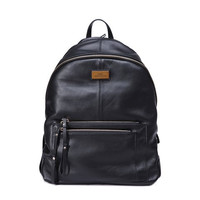 DUDU BASIC LEATHER BACKPACK
