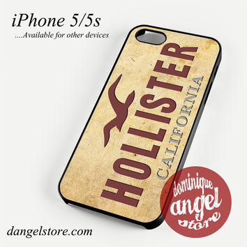 Hollister Phone case for iPhone 4/4s/5/5c/5s/6/6s/6 plus