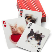 Suit Overload Lenticular Playing Cards