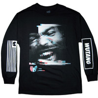 Wu-Tang Brand LTD - Mr. Mef - Black - Long Sleeve Shirt - image, buy