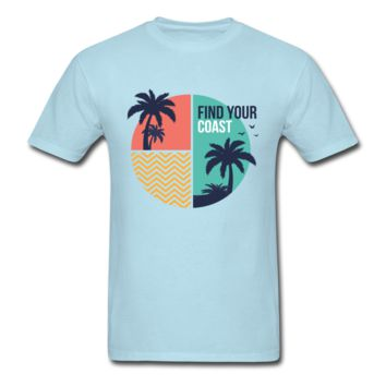 Men's Find Your Coast Seaside Classic Tee