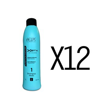 CLARIFYING SHAMPOO PLASTICA CAPILAR FELPS 12 UNIT. 12X 33.81fl.Oz /1000ml [flash sale]
