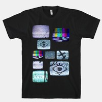 Static Tv Set