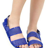 DON'T MESH WITH ME SANDAL