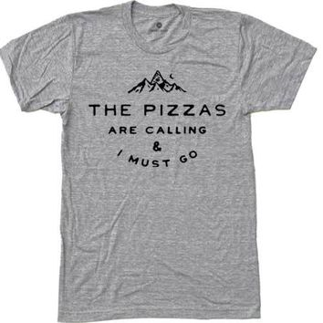 Pizzas Are Calling... - Heather Grey