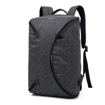 Cool Backpack school CoolBELL 15.6 Inch Laptop Backpack Bag With USB Charging Port / Personalized Foldable Travel Rucksack / Water-resistant Knapsack AT_52_3