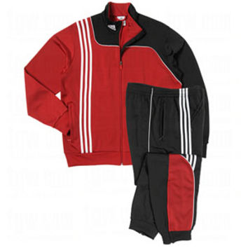 adidas Soccer Mens Sereno 11 Presentation Warm-Up Suit