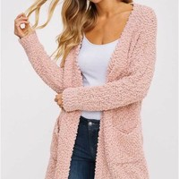 Cotton Candy Knit Cardigan