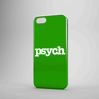 Psych iPhone Case Galaxy Case 3D Case