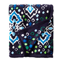 Vera Bradley Throw Blanket Ink Blue - Zappos.com Free Shipping BOTH Ways