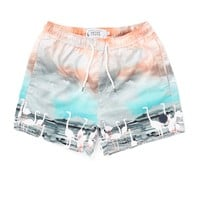 The Native Youth Flamingo Print Swim Short - Swimming Trunks - Clothing | Shop for Men's clothing | The Idle Man