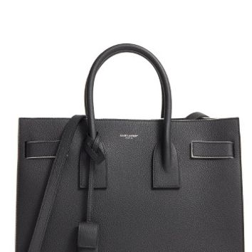 Saint Laurent Small Sac de Jour Leather Tote | Nordstrom