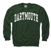 Dartmouth Mid-weight Arched Sweatshirt - Dartmouth Coop | Dartmouth College Store, Dartmouth Apparel