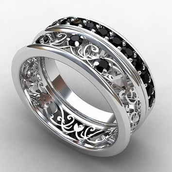 Gothic Wedding Rings.Best Gothic Wedding Ring Sets Products On Wanelo