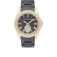 Vince Camuto Black Ceramic Watch