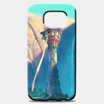 Tangled Starts With The Sun Samsung Galaxy Note 8 Case