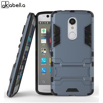 Akabeila Mobile Phone Case For ZTE Axon 7 Mini Cell Phone Case A2017 Phone Cases Skin Covers Protector Silicone Rubber Cover