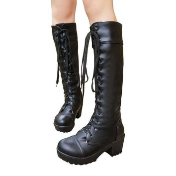 The Warrior Boots