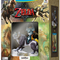 The Legend of Zelda: Twilight Princess HD with amiibo
