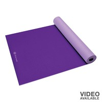 Gaiam 5-mm Thick Yoga Mat