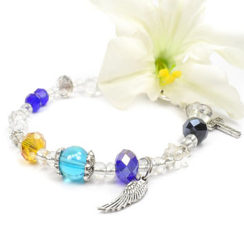 Memorial Bracelet, Gift For Loss Of Loved One