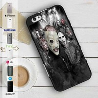 Slipknot Band iPhone 4/4S 5S/C/SE 6/6S Plus 7| Samsung Galaxy S3 S4 S5 S6 S7 NOTE 3 4 5| LG G2 G3 G4| MOTOROLA MOTO X X2 NEXUS 6| SONY Z3 Z4 MINI| HTC ONE X M7 M8 M9 M8 MINI CASE