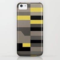 White Rock Yellow iPhone & iPod Case by Project M