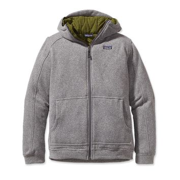 Patagonia Men's Insulated Better Sweater® Hoody