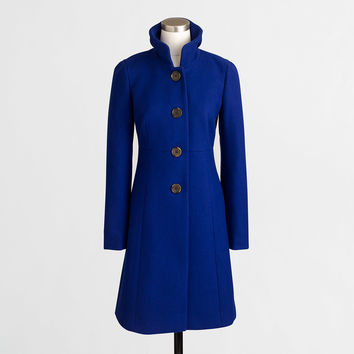 Factory uptown dress coat