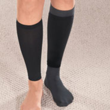 Light Support Trouser Socks with Sleeves