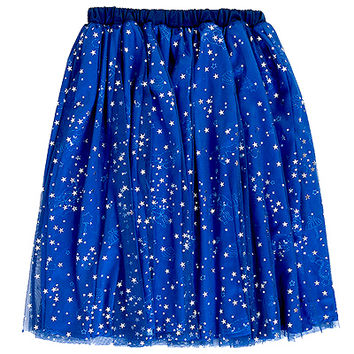 Buy Cinnamoroll Layered Tulle Stars Skirt - Night Sky Series at ARTBOX